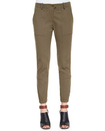 Field Cargo Ankle Pants, Army