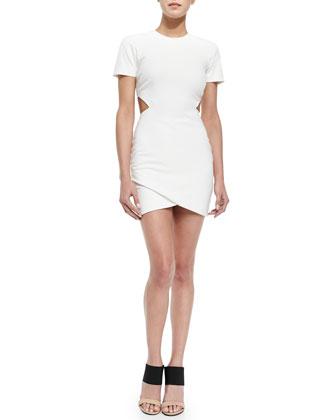 Skylyn Ponte Cutout Dress