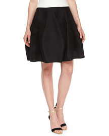 Short Structured Party Skirt