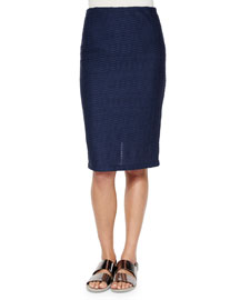 Salsa Midi Pencil Skirt