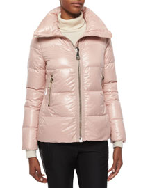Joux High-Neck Puffer Jacket