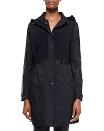 Bianca Hooded Coat
