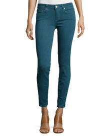 Verdugo Ultra Skinny Jeans, Faded Pine