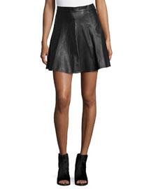 Suki A-Line Skirt, Black