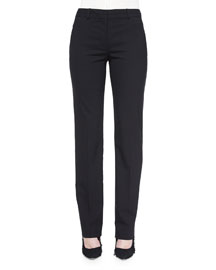 Deta Straight-Leg Dress Pants
