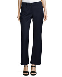 Focal Sting Flared Pants, Midnight Navy