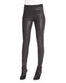 Roxanna Skinny Leather Pants