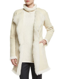Jathan Hollice Lamb Shearling Jacket