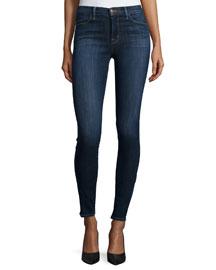 Skinny Maria High-Rise Jeans, Oblivion