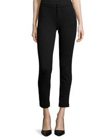 Annissa Straight-Leg Pants
