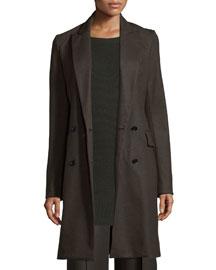 Irma K Flannel Coat