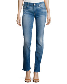 The Modern Straight Jeans, Icicle Blue