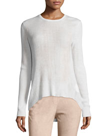 Ellyna Refine Ribbed Sweater