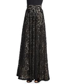 Issa Lace Ball Skirt