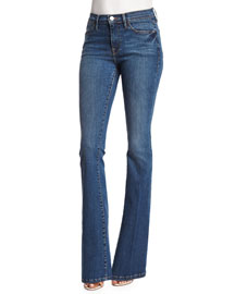 Le High Flare Jeans, Sunset Tower