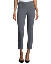 Marcia Slim-Leg Ankle Pants