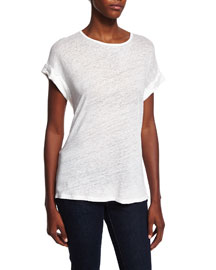 Le Muscle Round-Neck Tee