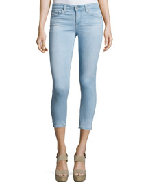 The Stilt Cropped Jeans, 17 Years Bluejay