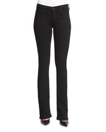 Love Boot-Cut Jeans, Black