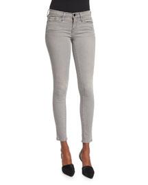 Le Skinny De Jeanne Ankle Jeans, Wilton