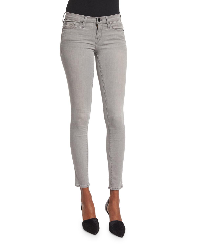 FRAME DENIM Le Skinny De Jeanne Ankle Jeans, Wilton, Size: 26