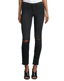 Le Skinny De Jeanne Distressed Jeans, Empire