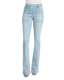 Karlie Forever Flare de Francoise Jeans, Rowles