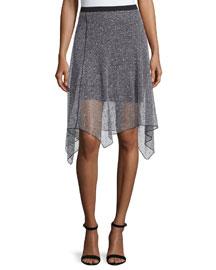 Rosetta Open-Weave Hanky Skirt