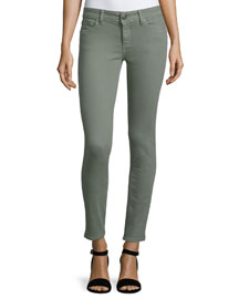 Angel Skinny Ankle Jeans, Echo