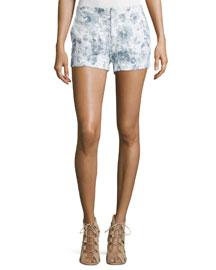 Ebele Lace Shorts, Dusk