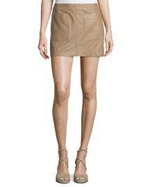 Nephrite Soft Leather Skirt