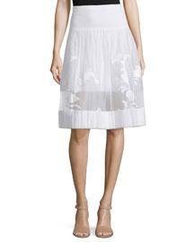Adrina Organza Skirt