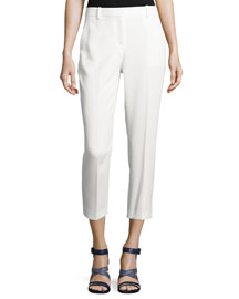 Treeca 2 Admiral Crepe Cropped Pants