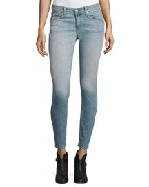 Capri Mid-Rise Skinny Jeans, Hanover
