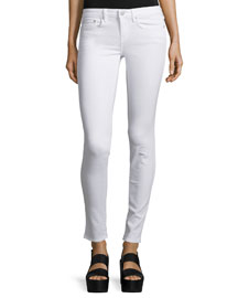 Riley Skinny Jeans, Optic White