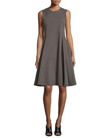 Kalsington Cn. Light Poplin Dress