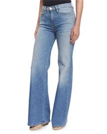 Le Capri Wide-Leg Jeans, Bellrock