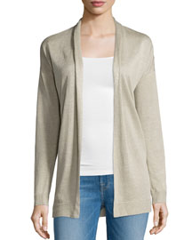 Armelle S Sag Harbor Open-Front Cardigan