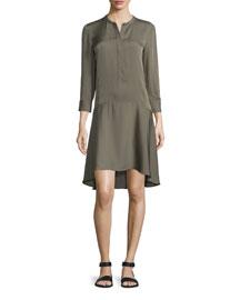 Carstan Modern Georgette Silk Dress