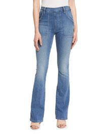 Le Flare De Francoise Jeans, Greenfield