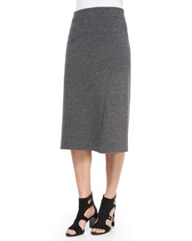 Alanna Merino Wool Skirt