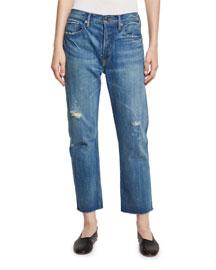 Union Slouchy Denim Jeans, Craftsman