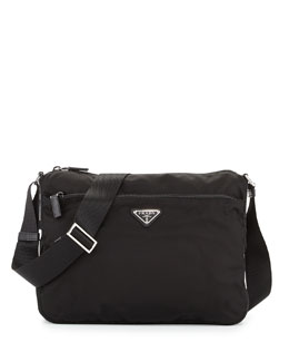 Prada Vela Shoulder Bag