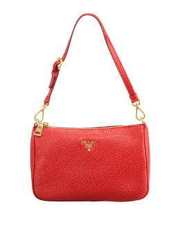 Prada Small Daino Shoulder Bag