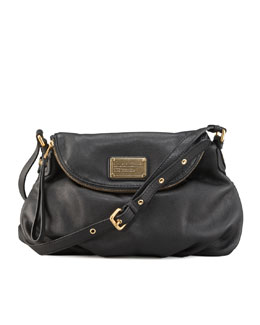MARC by Marc Jacobs Classic Q Natasha Crossbody Bag, Black