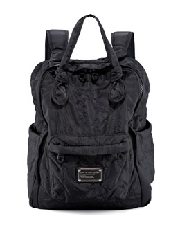 MARC by Marc Jacobs Pretty Nylon Knapsack, Black