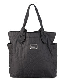 Pretty Nylon Tate Tote Bag, Black