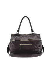 Givenchy Pandora Medium Shoulder Bag, Black