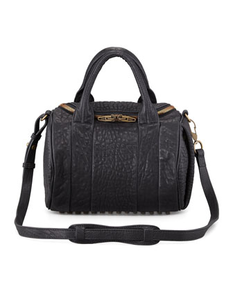 Rockie Small Crossbody Satchel Bag