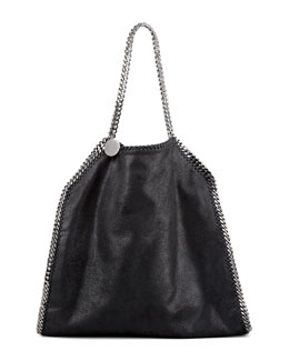 Stella McCartney Classic Falabella Tote Bag, Black